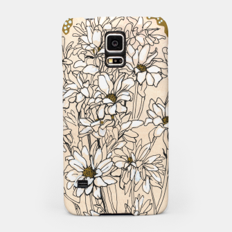 Thumbnail image of Daisy Chrysanthemum  Samsung Case, Live Heroes