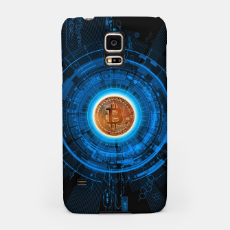 Thumbnail image of BITCOIN-CRYPTO Samsung Case, Live Heroes