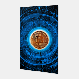 Thumbnail image of BITCOIN-CRYPTO Canvas, Live Heroes