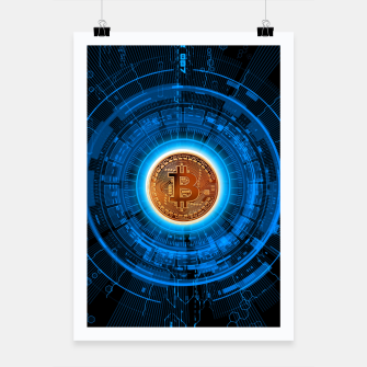 Thumbnail image of BITCOIN-CRYPTO Poster, Live Heroes