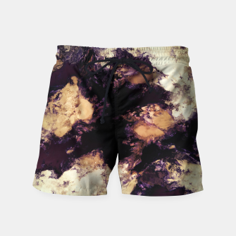 Miniatur Hidden dog Swim Shorts, Live Heroes