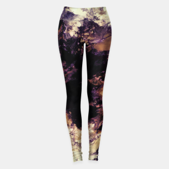 Hidden dog Leggings Bild der Miniatur