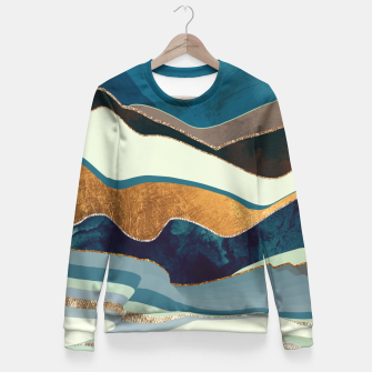 Thumbnail image of Autumn Hills Woman cotton sweater, Live Heroes