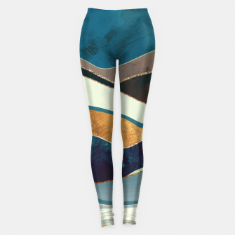 Thumbnail image of Autumn Hills Leggings, Live Heroes