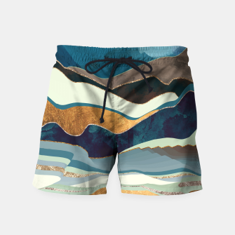 Thumbnail image of Autumn Hills Swim Shorts, Live Heroes