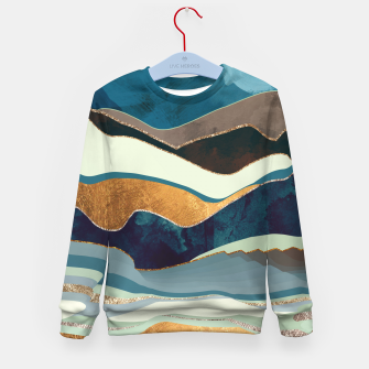Thumbnail image of Autumn Hills Kid's sweater, Live Heroes