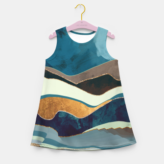 Thumbnail image of Autumn Hills Girl's summer dress, Live Heroes