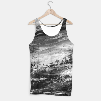 Thumbnail image of Abstract Painting Tank Top, Live Heroes