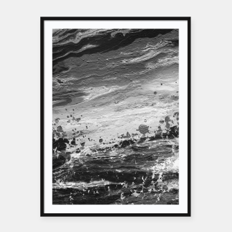 Thumbnail image of Abstract Painting Plakaty w ramie , Live Heroes