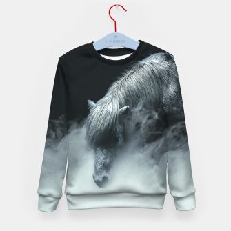 Miniature de image de Things change Kid's sweater, Live Heroes
