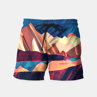 Desert Valley Swim Shorts Bild der Miniatur