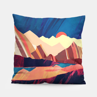 Desert Valley Pillow Bild der Miniatur
