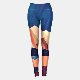 Desert Valley Leggings Bild der Miniatur