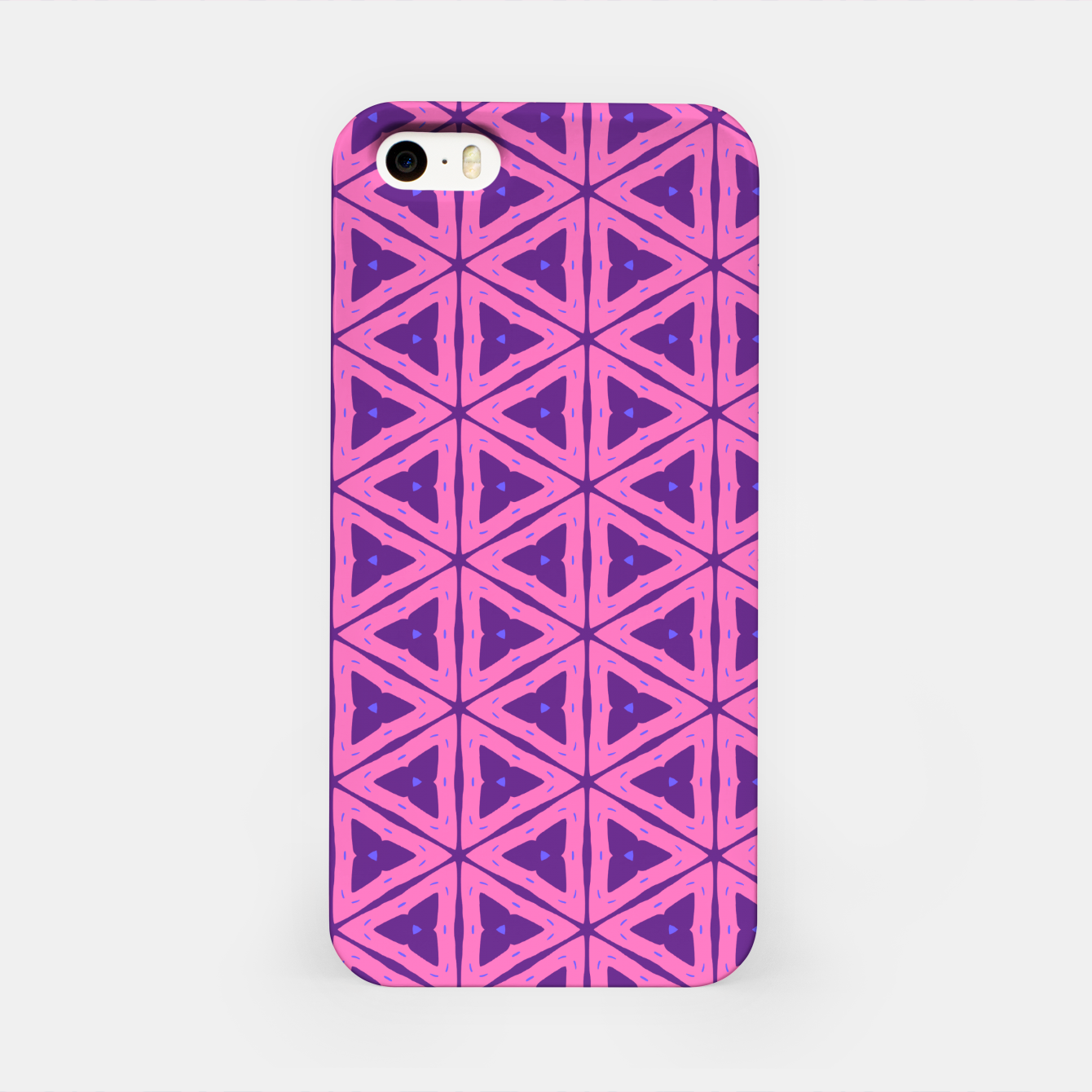 Zdjęcie abstract geometric pattern iPhone Case - Live Heroes