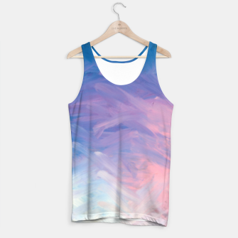 Miniaturka Fond Memories Abstract Painting Tank Top, Live Heroes