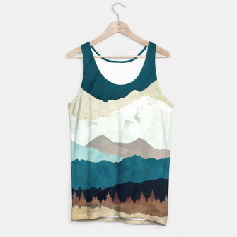 Thumbnail image of Fall Forest Night Tank Top, Live Heroes