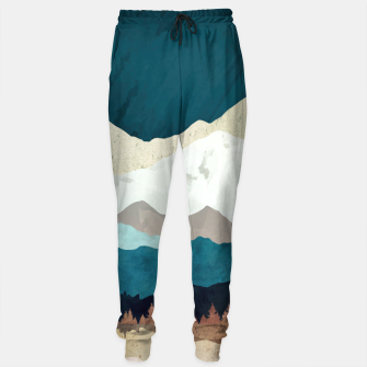 Thumbnail image of Fall Forest Night Cotton sweatpants, Live Heroes