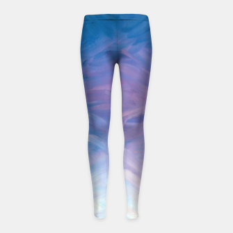 Thumbnail image of Fond Memories Abstract Painting Girl's leggings, Live Heroes