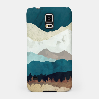Thumbnail image of Fall Forest Night Samsung Case, Live Heroes