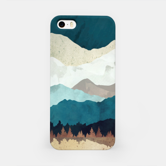 Thumbnail image of Fall Forest Night iPhone Case, Live Heroes