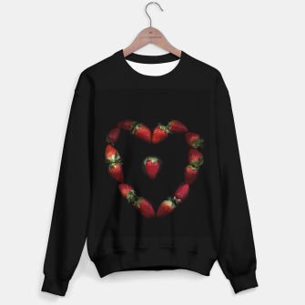 Thumbnail image of Heart of strawberries Sweater regular, Live Heroes