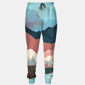 Thumbnail image of Fall Transition Cotton sweatpants, Live Heroes