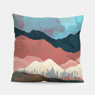 Thumbnail image of Fall Transition Pillow, Live Heroes