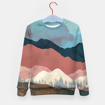 Thumbnail image of Fall Transition Kid's sweater, Live Heroes