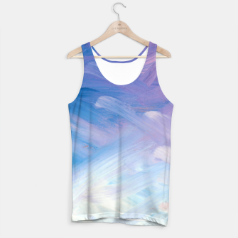 Thumbnail image of Clouds and Sky Tank Top, Live Heroes