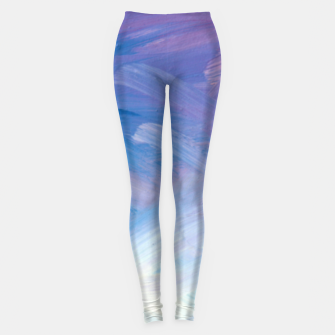 Thumbnail image of Clouds and Sky Leggings, Live Heroes