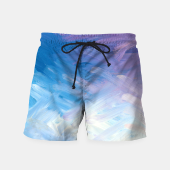 Thumbnail image of Clouds and Sky Swim Shorts, Live Heroes