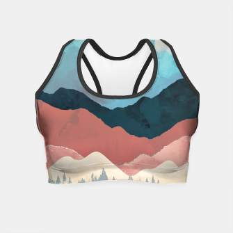 Thumbnail image of Fall Transition Crop Top, Live Heroes