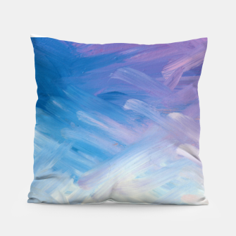 Thumbnail image of Clouds and Sky Pillow, Live Heroes
