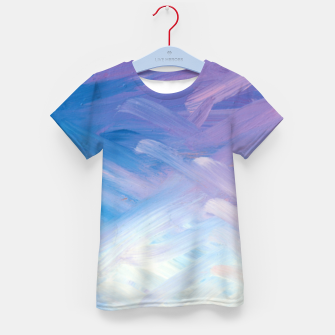 Thumbnail image of Clouds and Sky Kid's t-shirt, Live Heroes