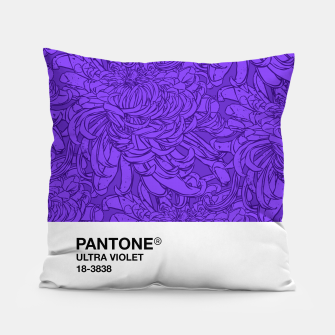 Thumbnail image of Pantone Ultra Violet Pillow, Live Heroes