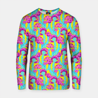 Thumbnail image of Magic mushrooms Cotton sweater, Live Heroes