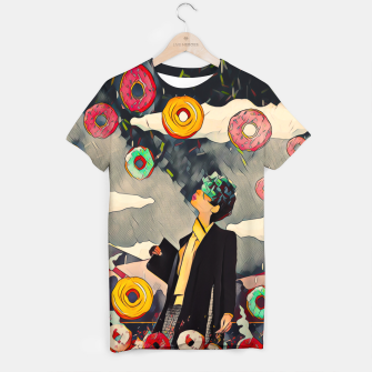 Donuts T-shirt miniature
