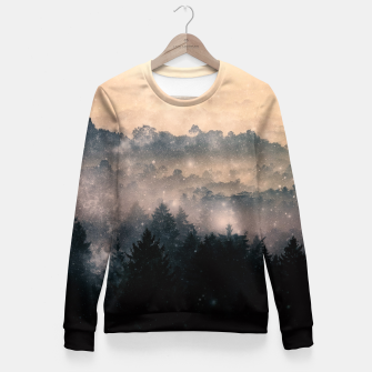 Thumbnail image of Sunshine Forests Women sweater, Live Heroes