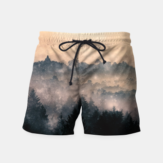 Thumbnail image of Sunshine Forests Swim Shorts, Live Heroes