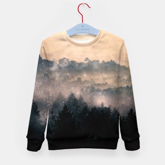 Thumbnail image of Sunshine Forests Kid's sweater, Live Heroes