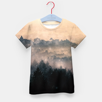 Thumbnail image of Sunshine Forests Kid's t-shirt, Live Heroes