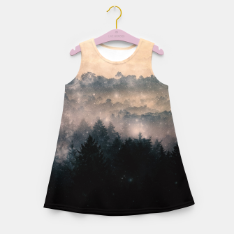 Thumbnail image of Sunshine Forests Girl's summer dress, Live Heroes