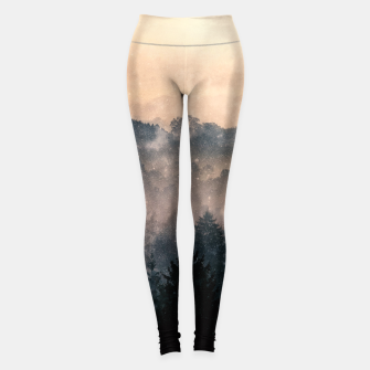 Thumbnail image of Sunshine Forests Leggings, Live Heroes