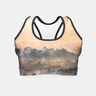 Thumbnail image of Sunshine Forests Crop Top, Live Heroes