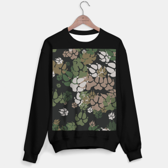 Thumbnail image of Canine Camo WOODLAND Sweater regular, Live Heroes