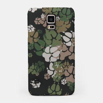 Thumbnail image of Canine Camo WOODLAND Samsung Case, Live Heroes