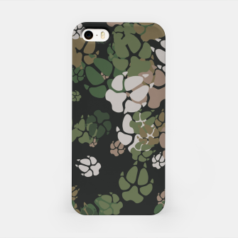 Thumbnail image of Canine Camo WOODLAND iPhone Case, Live Heroes