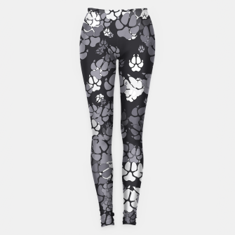 Thumbnail image of Canine Camo URBAN Leggings, Live Heroes