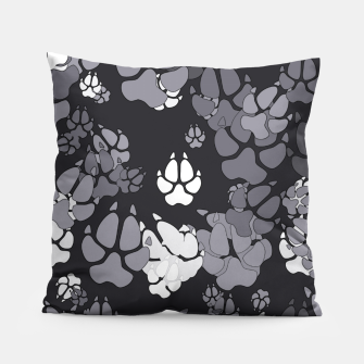 Thumbnail image of Canine Camo URBAN Pillow, Live Heroes