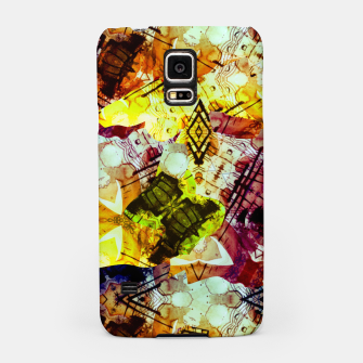 Graffiti Style - Markings on Colors Samsung Case thumbnail image